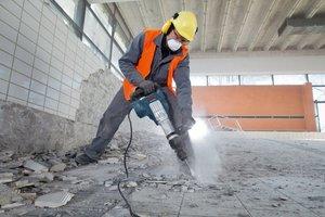 cementdekvloer slopen