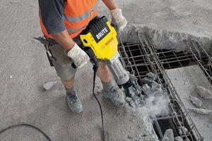 betonvloer laten slopen