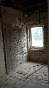 schoorsteen verwijderen