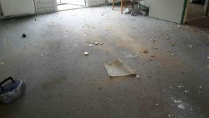 tapijt verwijderen