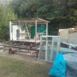 caravan slopen belgie