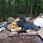 afval afvoeren caravan
