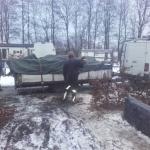 caravan slopen