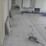 vloertegels verwijderen