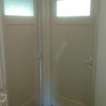 deuren met kozijn verwijderen