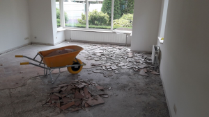 sloopbedrijf amsterdam plavuizen verwijderen