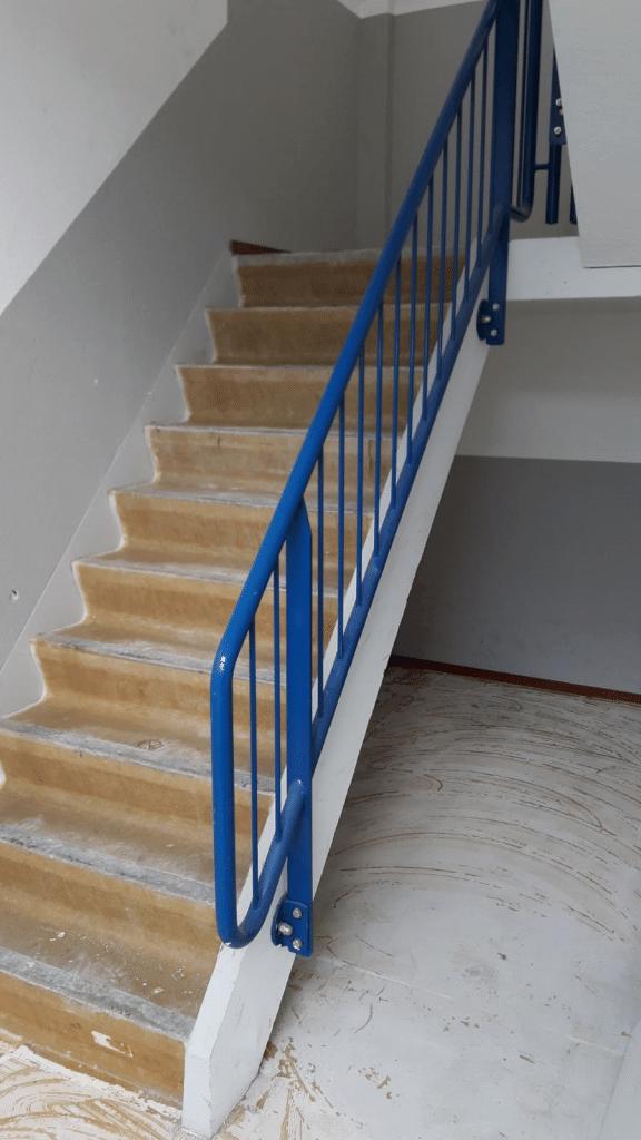 vloerbedekking trap verwijderen