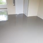 plavuizen verwijderen vloerverwarming egaliseren vloer