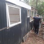 stacaravan slopen camping de jutberg